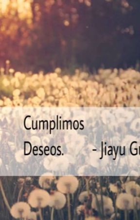 Cumplimos Deseos by lapizdelluvia_