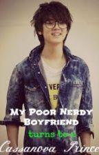 My Poor Nerdy Boyfriend turns to a Cassanova Prince by QueenDoLLy