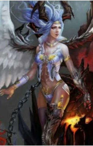 soy hija de Zalgo y un Ángel