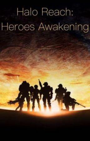 Halo Reach: Heroes Awakening  by Jade771
