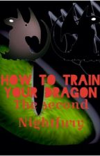 How To Train Your Dragon: The Second Nightfury by Rosetta_The_Author