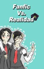 Fanfic Vrs. Realidad *Frerard* by Aleweless
