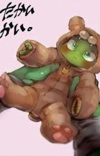 TMNT x Big Sister!Neko!Reader by FnafFan567