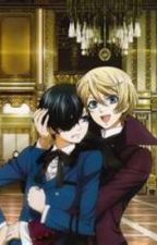 Ciel x Reader x Alois by PainLessGamer
