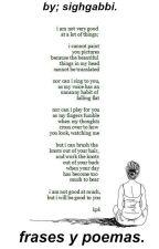 Frases y Poemas by sighgabbi