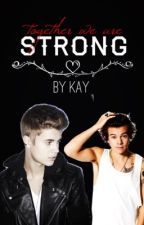 strong || hustin (boyxboy) by MagicalLarry