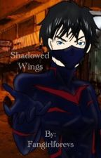 Shadowed Wings by Evil-Bat-Cat