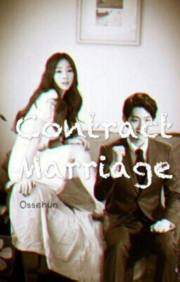 contract marriage. + baekyeon