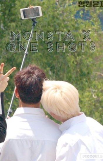 Monsta x one shots