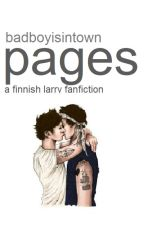 pages || l.s AU (finnish) by badboyisintown