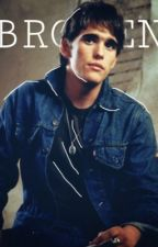 Broken~ A Dallas Winston x Reader Story. by Braveheart1451