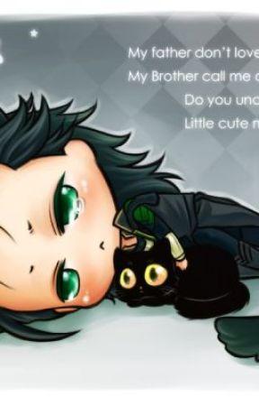 Loki, the Kitten of Mischief    - Wattpad