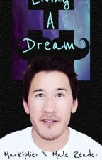 Living a Dream (Markiplier X Male Reader) by Markimoowinchester