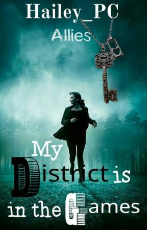 My District is in the Games by Hailey_PC