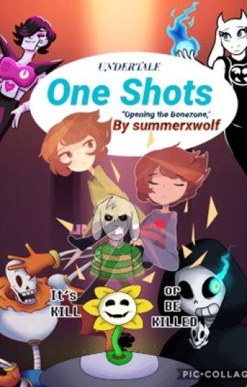 Opening the BoneZone (Undertale Oneshots)