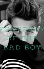 PROPERTY OF THE BAD BOY by bblove02