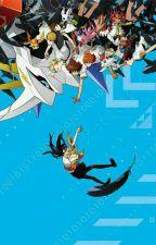 Digimon Tri by LadyYoguishi
