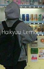 Haikyuu X reader lemons by xXhoneyXx3