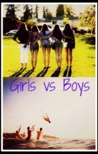 Girls vs Boys! by keepitquietx