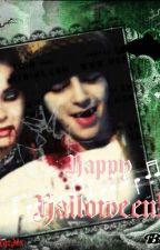 Creepy house and fangs~Tom Kaulitz love story by RavenRainyBlack
