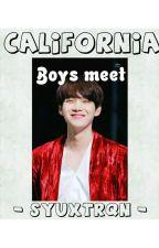 California [Minyoon BTS]  by syuxtrqn
