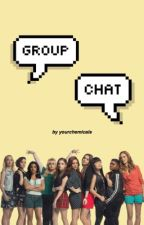Group Chat | Barden Bellas by justayperfect