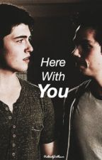 Here with you by Sterekforthewin