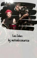 Band Zodiacs | On Hiatus  by carissa--