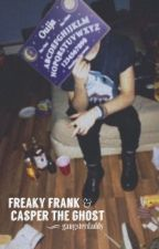 Freaky Frank and Casper The Ghost // Frerard  by xlately