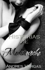 Historias de Medianoche by skr3xpunk