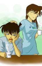 [ Series Drabble ] [ ShinRan ] gia đình của Shinichi và Ran by Daikushigoto2002