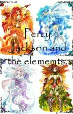 percy jackson and the elements by Asiya135