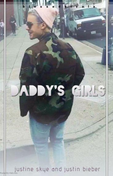 daddy's girls;jb {interracial}