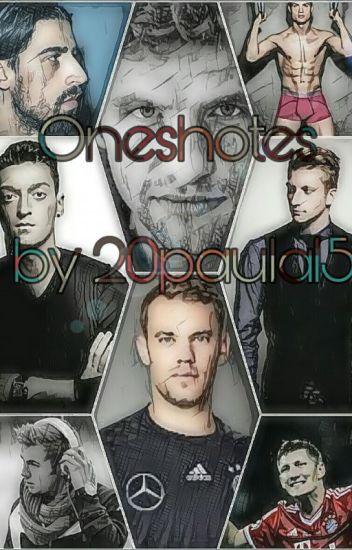 Oneshots (boy x boy)