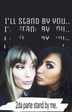 I'LL STAND BY YOU-BRITTANA by iwouldinmylife