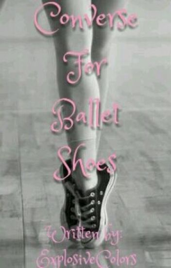 6b8623bb52d0 Converse For Ballet Shoes - Rose - Wattpad