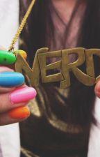 A Nerd e o popular by Um_dia_saber4s