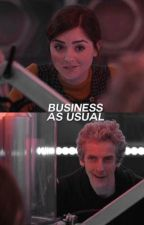 Business as Usual by tardis_tastic