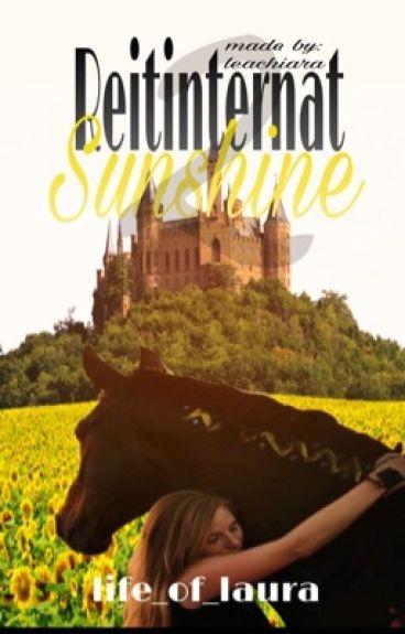 Reitinternat Sunshine 2-Pferde fliegen ohne Flügel