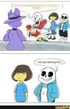 Oh, how humerus! [a Sans x Reader] by KiwiGallicorn
