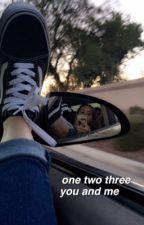 one, two, three, you and me; liam dunbar by siemkamalfoy