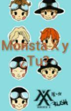 Monsta X y ¿Tu? by cossette2001