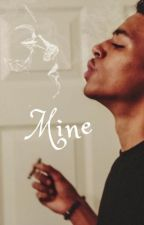 Mine |Lucas Coly| Revamped by slutology_