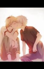 {Lemon} Kaneki x Hide by ispilledmywater