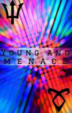 Young And Menace [The Mortal Instruments and Percy Jackson Meet] by teenephilimdiaries