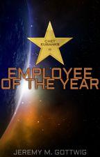 Chet Eubanks is Employee of the Year by jgottwig