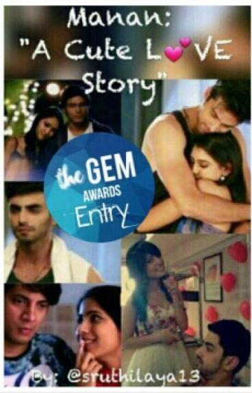 manan- a cute love story