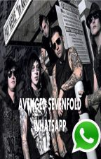 Whatsapp: Avenged Sevenfold by Ivonbt14051998g