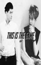 This is The Game [KRAY] ; Terminada. by Acaramelada2