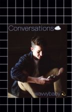 Conversations|Hunter Rowland by wavvybabe